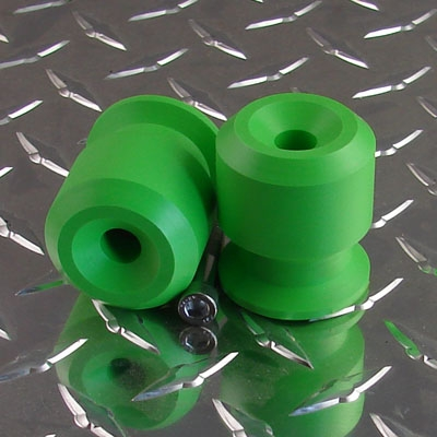 Product Photography – Delrin Spool Sliders by KOS Racing